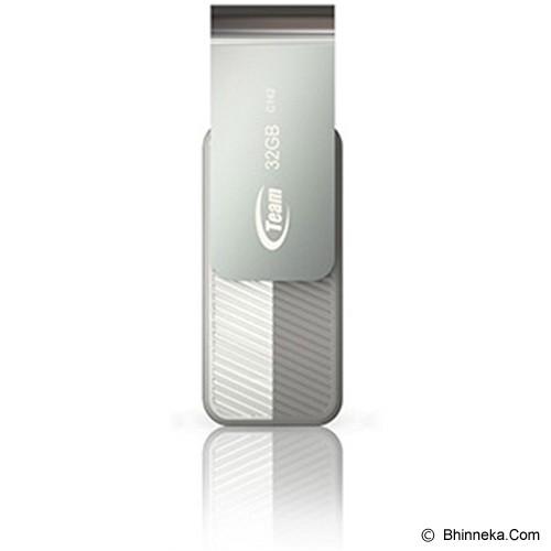 TEAM USB 2.0 32GB [C142] - Silver - Usb Flash Disk Basic 2.0